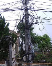 Tru điện - Hồng Sinh